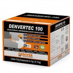 Denvertec 100 Impermeabilizante 18 Kg