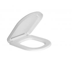Assento Sanitário Deca Slow Close Vogue Plus Branco AP.51617