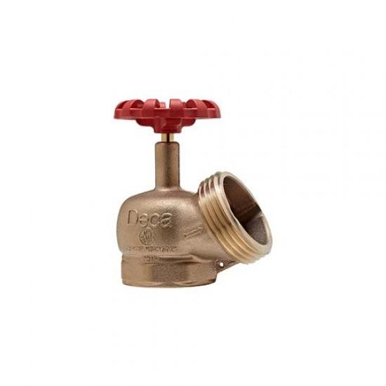 Registro Valvula Hidrante 2 1/2 45º  Deca