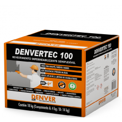 Denvertec 100 Impermeabilizante 18kg