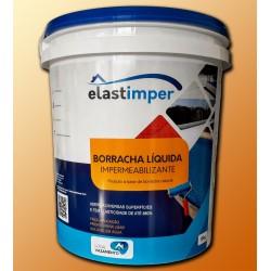 Borracha Liquida Elastimper 18kg Impermeabilizante
